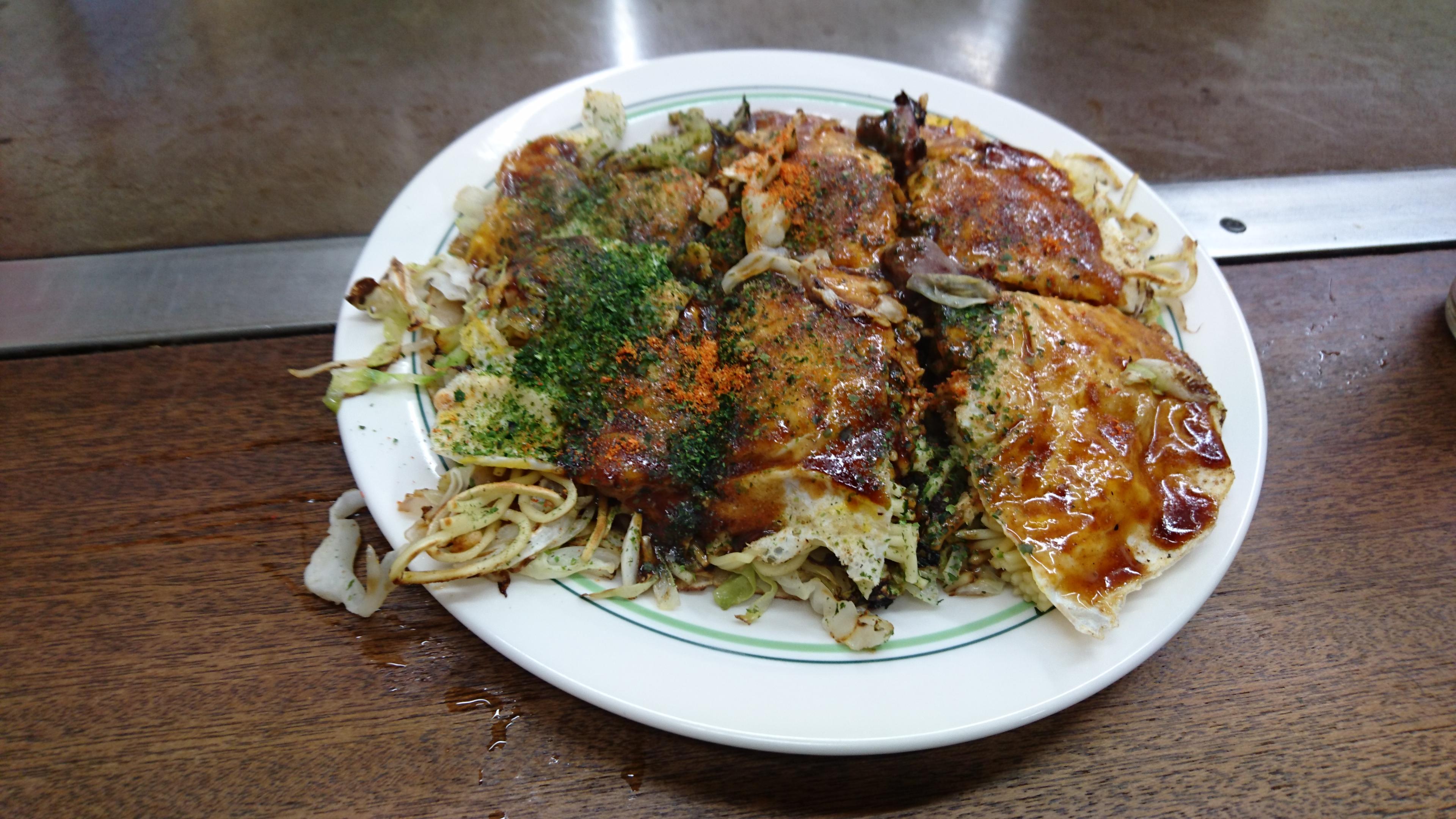 [Love 広島]お好み焼き編(2) 広島県内のご当地のお好み焼きを知ろう!