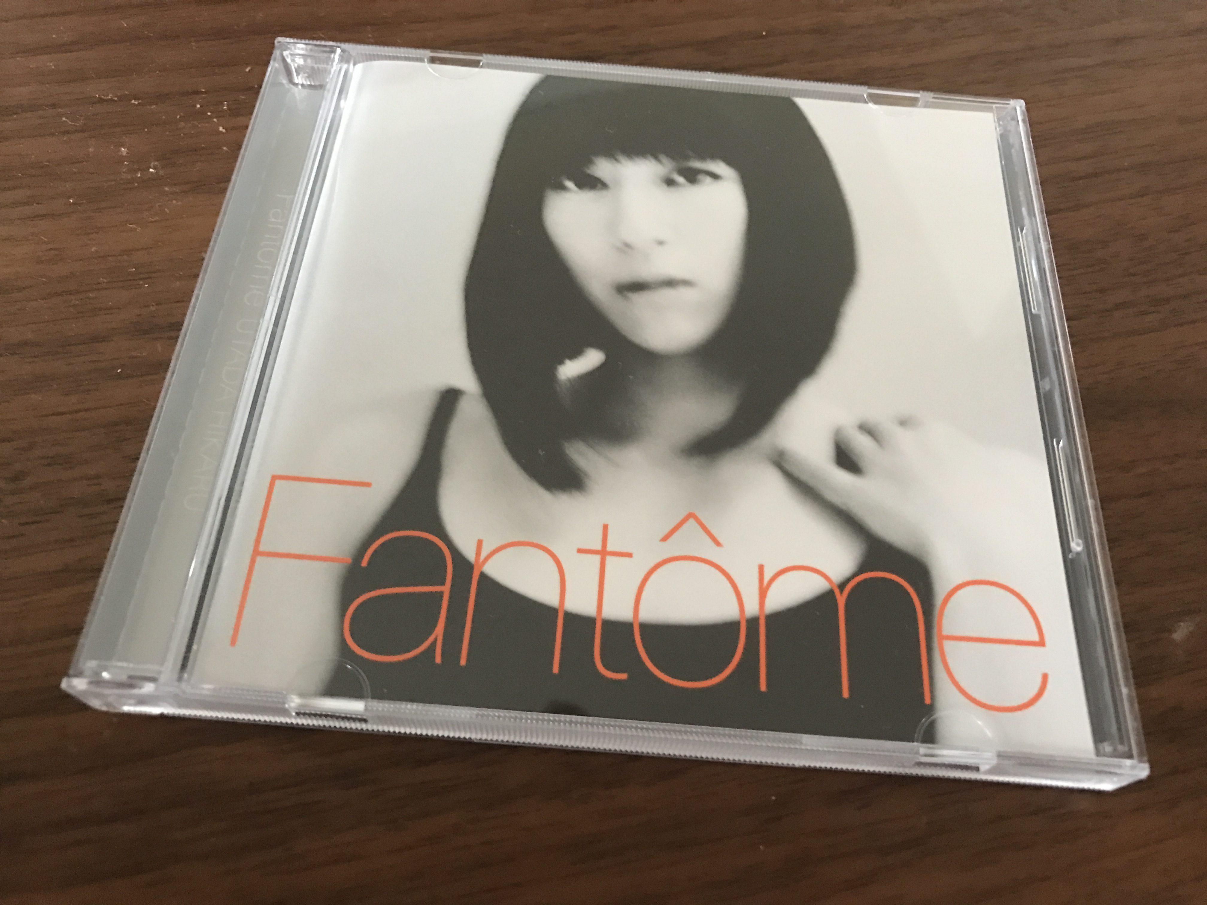 宇多田ヒカルのFantômeを買って、聴いてみた