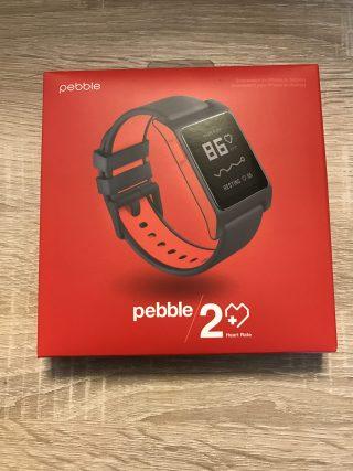 Pebble 2 + Heart Rateがやってきたので、開封の儀!