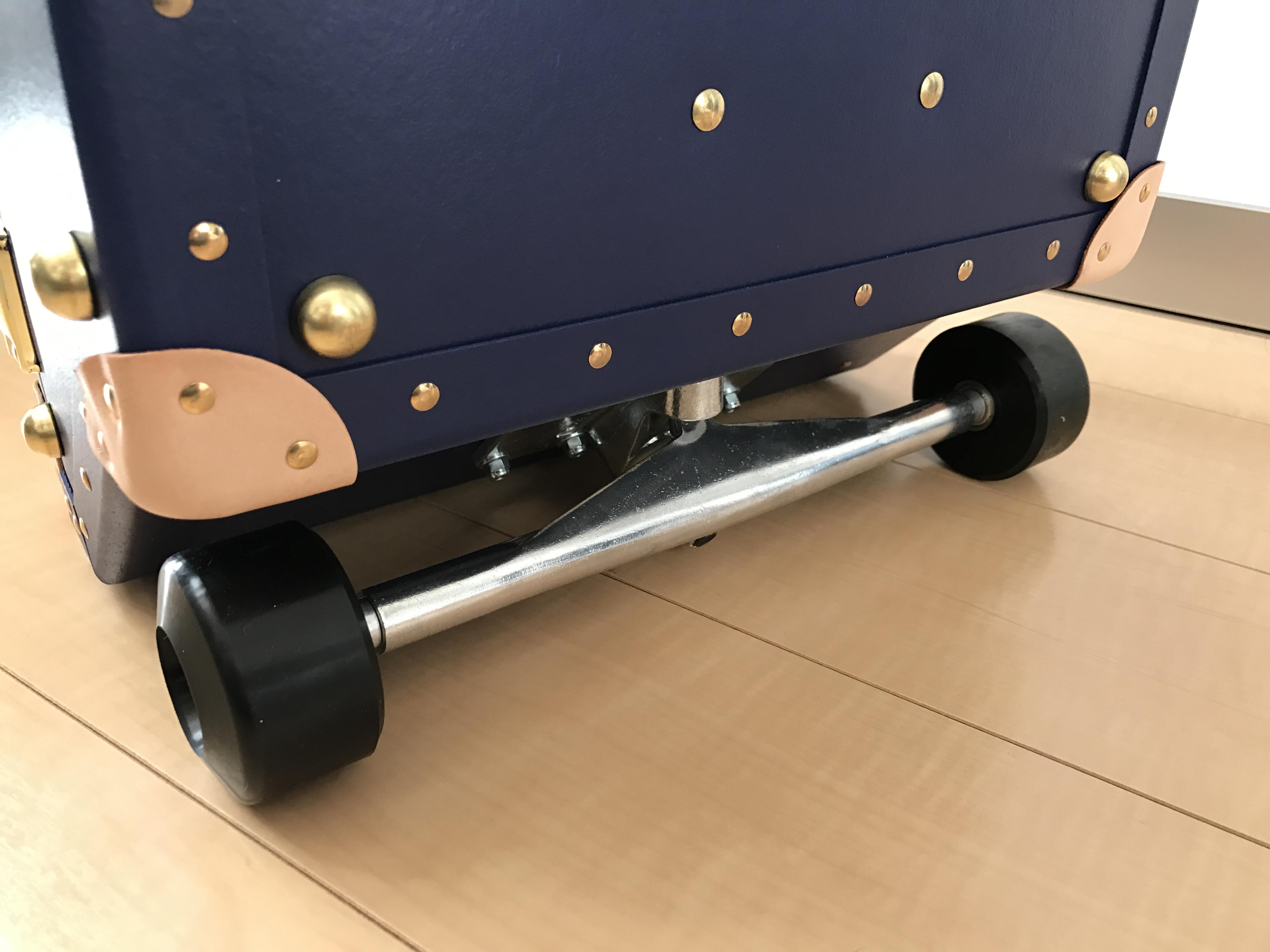トランク型トロリーバッグ(キャリーバッグ)の新定番!TIMEVOYAGER Trolley Premium IIを購入してみた!