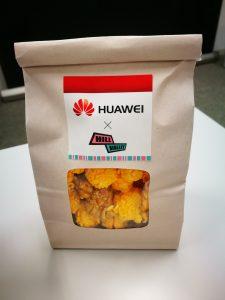 ポップコーン(Huawei P9)