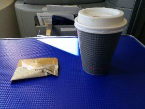 食後のコーヒー(蓋つき)
