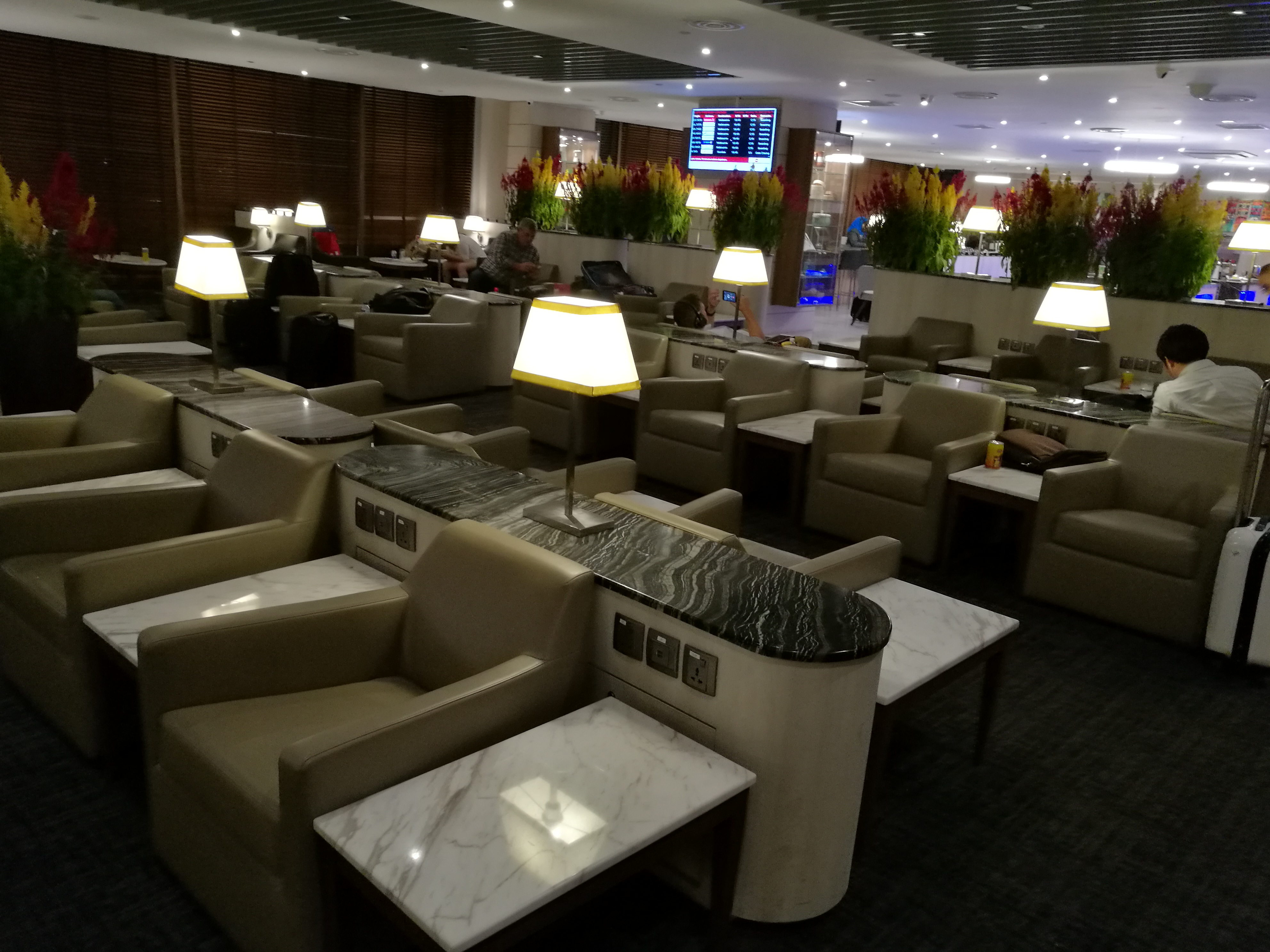 [ANA SFC修行]シンガポール・チャンギ空港の航空会社ラウンジ「SATS Premium Lounge」に行ってみた