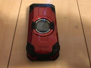 Androidタフネスガラホ TORQUE X01 KYF33 開封の儀!