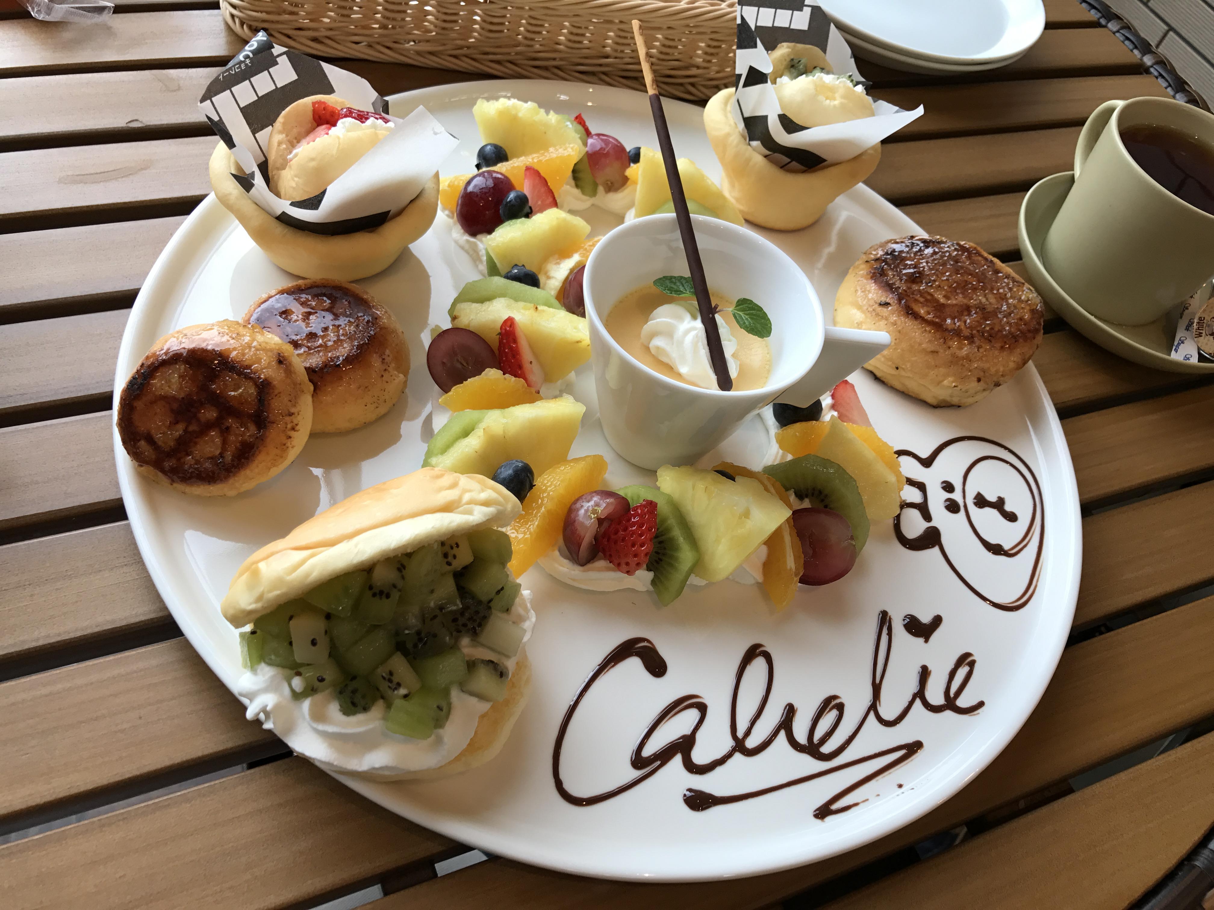 【Love 広島】クリームパンで有名な八天堂のカフェがある!?「Hattendo Cafelie」に行ってみた