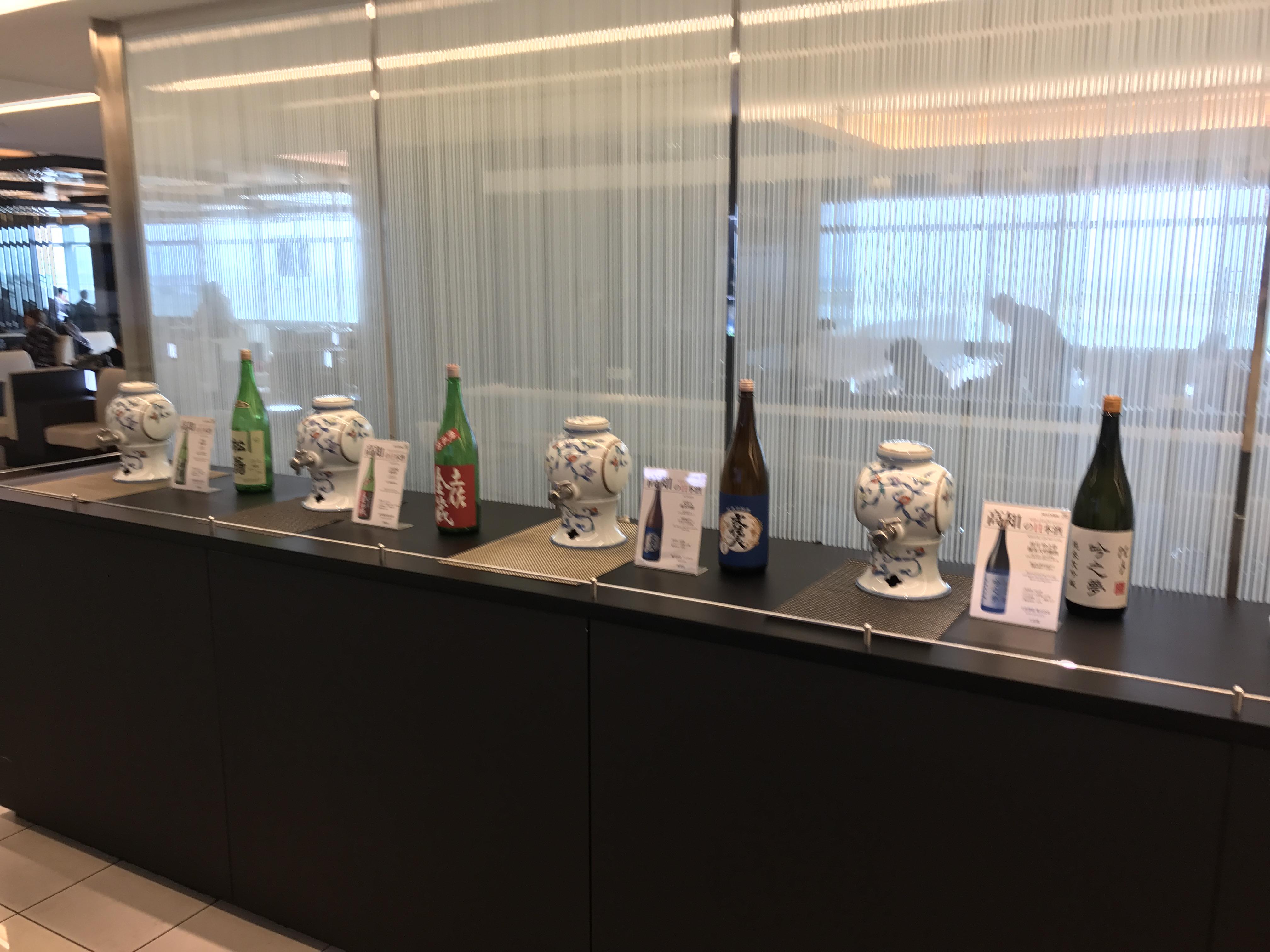 [ANA SFC修行]日本酒も飲める!羽田空港の国内線ANAラウンジ(本館南)をご紹介!