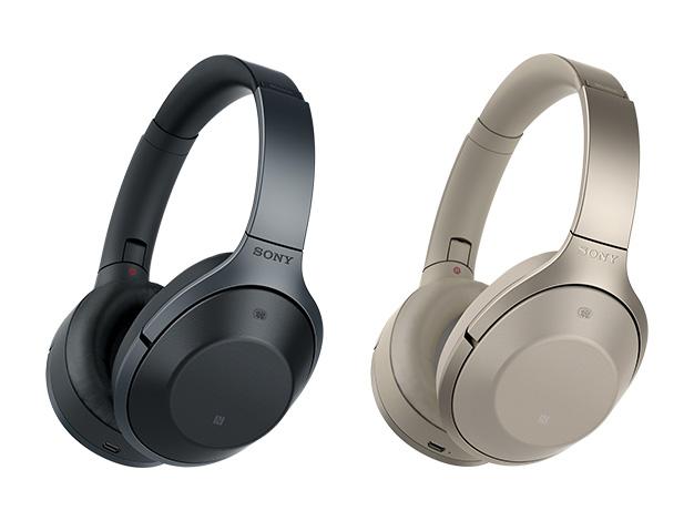 新製品SONYのBluetoothヘッドフォン「MDR-1000X」が気になっている