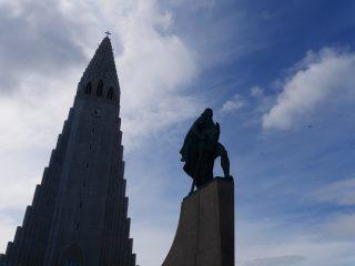 フィンランド・アイスランド紀行(8) Reykjavík(レイキャビーク)を散策!