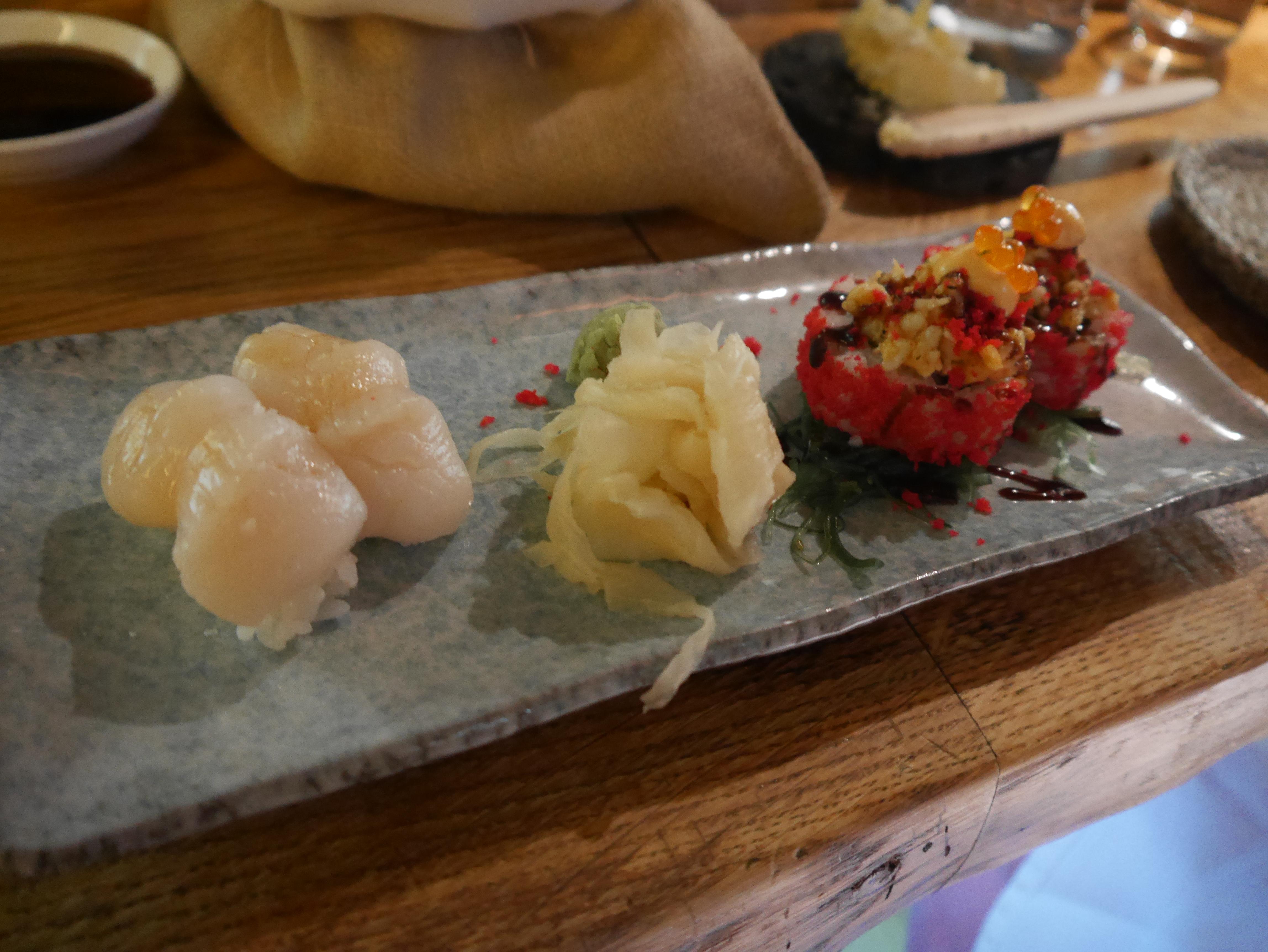 フィンランド・アイスランド紀行(10) アイスランドの日本食(?)レストラン「Fiskmarkadurinn」に行ってみた