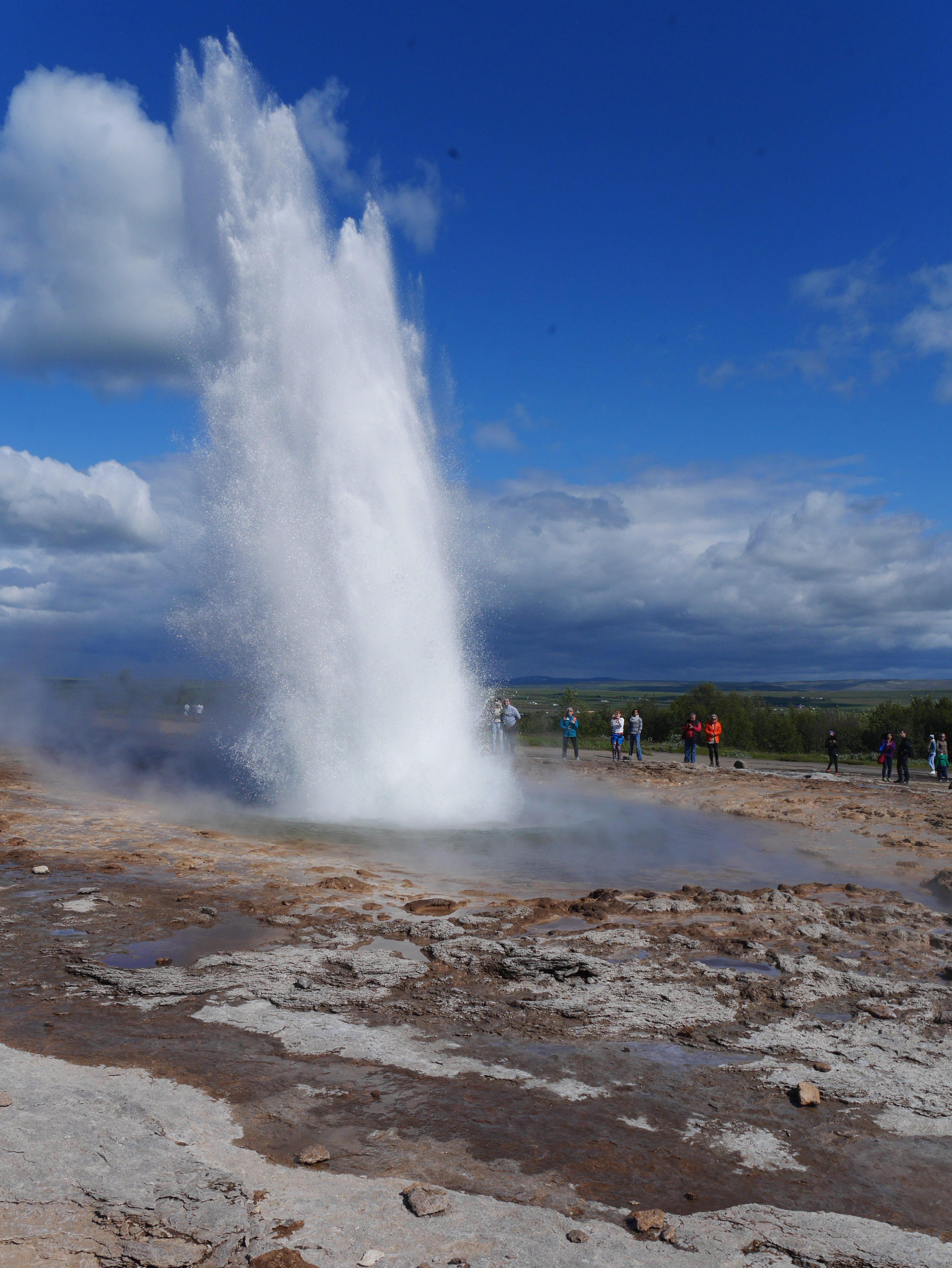 フィンランド・アイスランド紀行(12) アイスランドの大自然を堪能できる「Golden Circle」をめぐるツアーに参加してみた!(2)