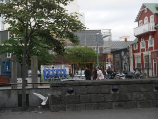 フィンランド・アイスランド紀行(7) アイスランドの首都、Reykjavík(レイキャビーク)に到着!