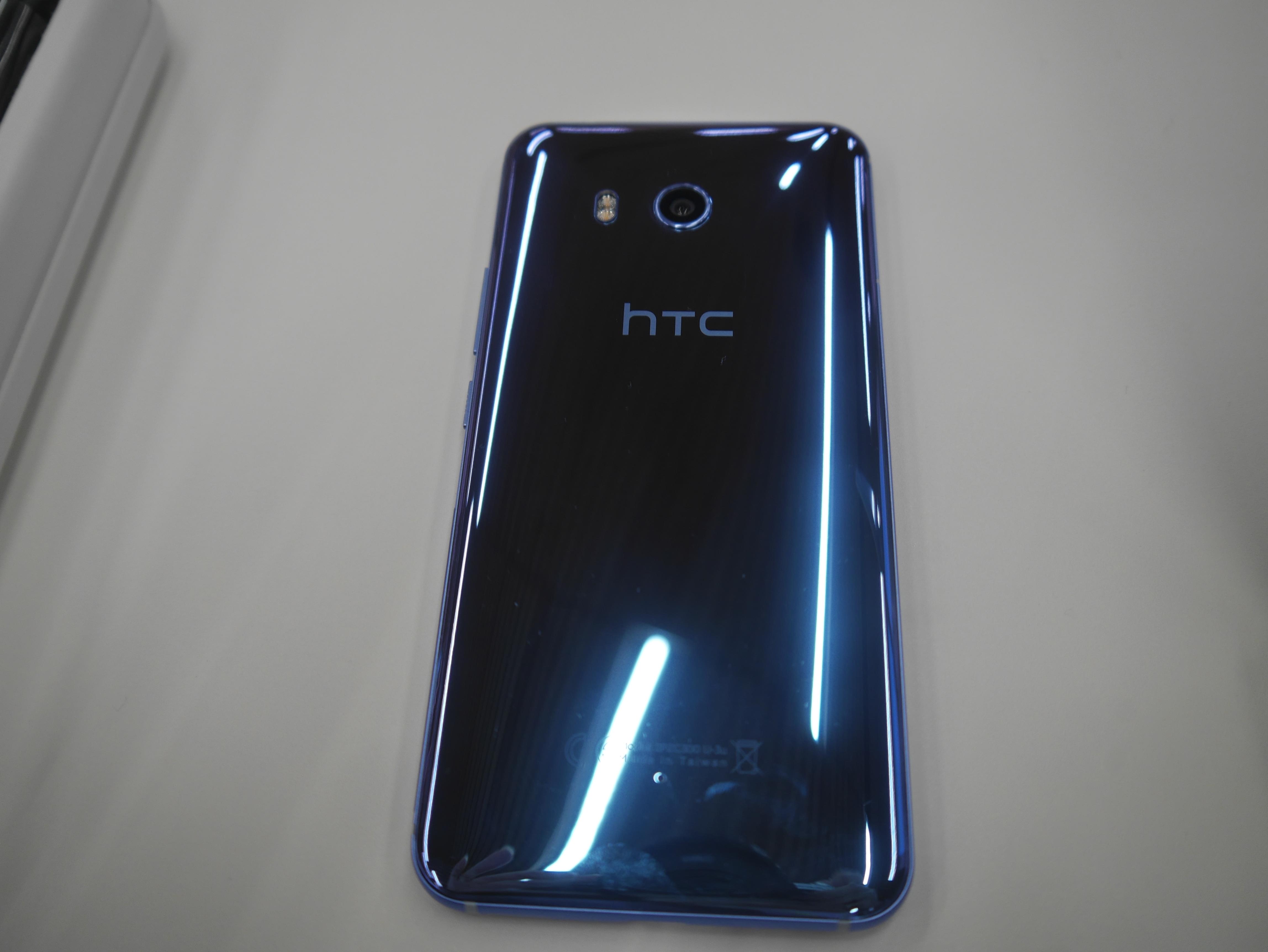 海外で発表されたばかりのHTC U11を触ってきた!【HTCサポーター】