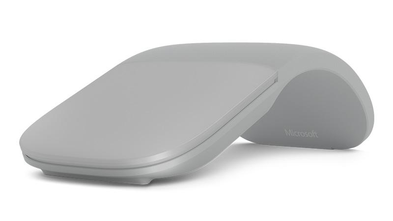 新製品のSurface Arc Mouseは7月20日発売。既製品のArc Touch Mouseの違いは?