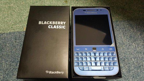 BlackBerry Classicをメインで1ヶ月使用してみて